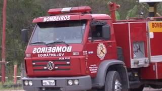 Jaguaruna: quartel dos Bombeiros Voluntários ficará pronto só em 2017