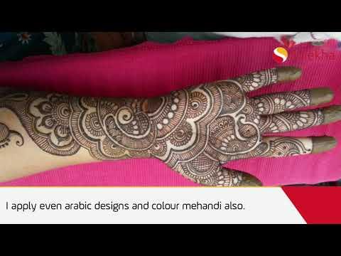 Mehndi Design Services in Mumbai, Henna Designing   Sulekha Mumbai