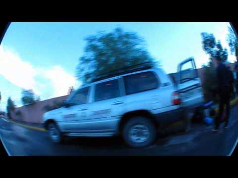 Maroc:Morocco: Los Angeles-Ouarzazate-Merzouga
