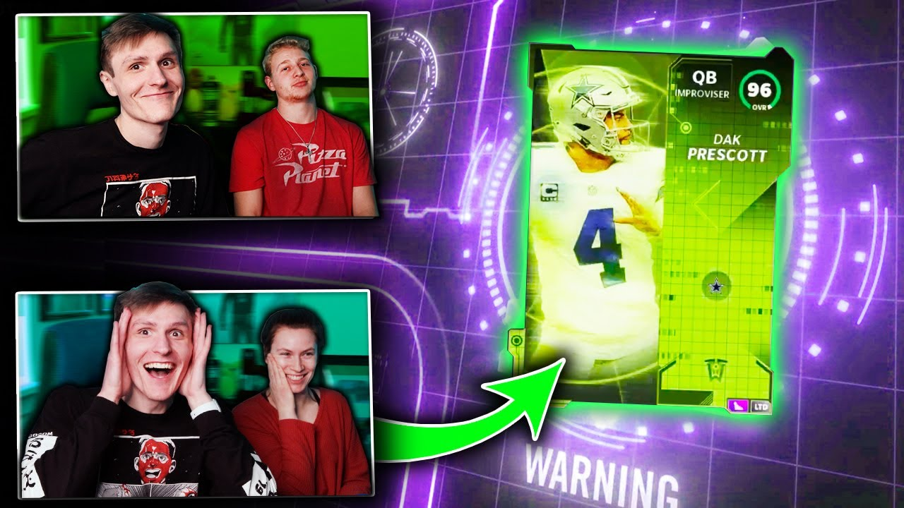 IT'S DOM - *INSANE* Pull a LTD, I'll buy you ANYTHING... - Madden 21 Ultimate Team
