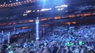 Paul Simon - Bridge Over Troubled Water Live From Floor at Democratic National Convention 2016