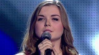 """The Voice of Poland IV - Angelika Kot - """"Where Is My Mind?""""  Przesłuchania w ciemno"""
