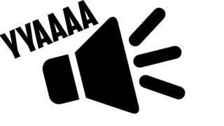 Yaaa/Yeah! Sound Effect