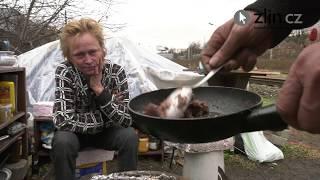 Bezdomovci ve stanu