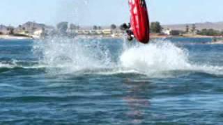 """Freestyle jet ski """" Masaki Wake """""""