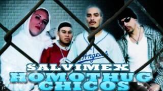 Prince Cat-Eyez feat. Salvimex - Homothug Chicos