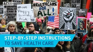 Step-by-Step Instructions On How To Save Health Care