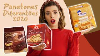 CHOCOTONES DIFERENTÕES: BANOFFE, TIRAMISU, PETIT GATEAU?! | EXPERIMENTANDO | TPM por Ju Ferraz