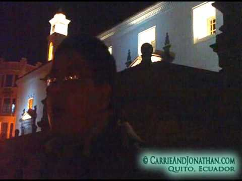 Iglesia de San Francisco en Quito, Ecuador: Historia