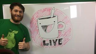 Drawfee Got a Whiteboard - LIVE!