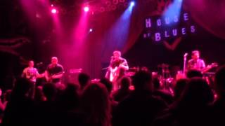 Daniel Wade Failsafe at House of Blues