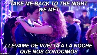 lord huron // the night we met // 13 reasons why //  lyrics español - inglés HD