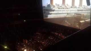 Titanic Live (Back to Titanic) - Royal Albert Hall 27/04/15