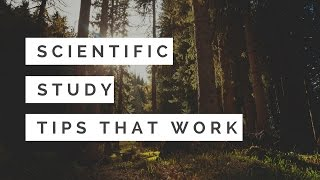How To Study - 7 Scientific Tips To Get You Started width=