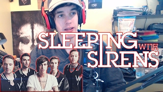 Sleeping With Sirens - If You Can't Hang REACTION!!!