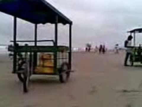 ATACAMES – ECUADOR de paseo en la playa