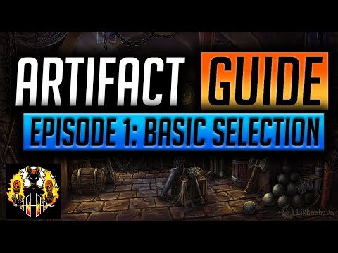RAID: Shadow Legends | Gear & Artifact Guide, Episode 1: Basic Selection what to keep, what to sell?