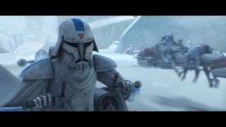 Star Wars The Clone Wars (Sabaton: Rorkes Drift)