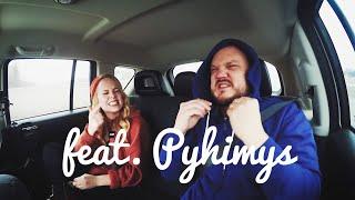 HYPPÄÄ KYYTIIN feat. Pyhimys