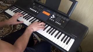 55 Escape - Forever piano