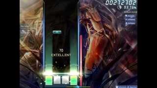 OsuMania! 4K..::BlackY vs  Yooh   XROSS INFECTION::..