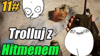 """Trolluj z Hitmenem #11 - Battlefield 3 """"Czołgi, BTR'y i Helikoptery"""" by MrHitmen90"""