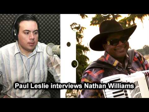Nathan Williams Interview