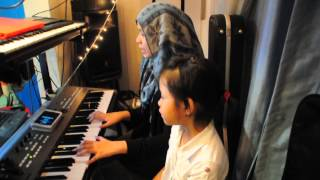 Be My Baby - The Ronettes (Cover by Kae and Kieyanna)