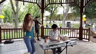 Alexa Dragu & Radu Tofan   Fallin   Alicia Keys