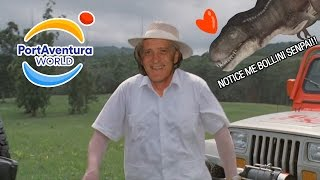 PortAventura Dino Escape Jurassic Park Fail