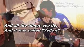 Coldplay - Yellow (KiKOMi Cover)  Lyrics Acoustic Filipino Pinoy Vocalist  Philippines