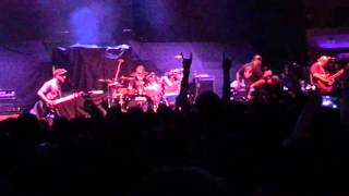 Suicidal Tendencies - You Can't Bring Me Down ft Dave Lombardo on drums (live)