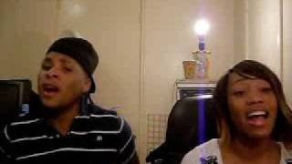 Jordin Sparks & Chris Brown - No Air cover By @Dondria & @DatboyBroadway