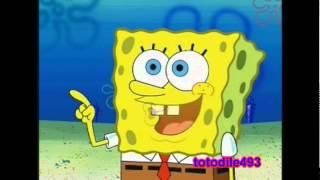 Spongebob edited snail race