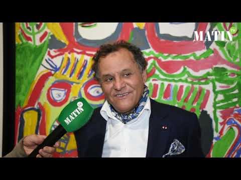 """Video : Musée Mohammed VI : exposition """"Voyage aux sources de l'art"""""""