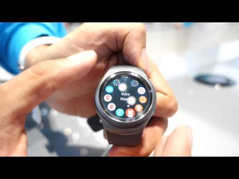 Samsung Gear S2 | IFA 2015