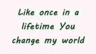 westlife- i lay my love on you with lyric
