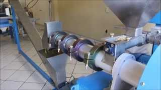 Scott Tech - Extração do Óleo de Soja   300kg h