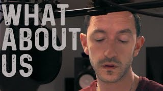 Pink - What About Us cover by Matt Beilis