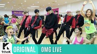 OMG LIVE(無뜬금라이브): MONSTA X(몬스타엑스) _ DRAMARAMA(드라마라마)
