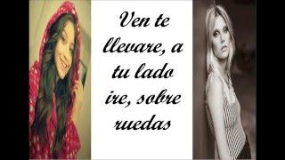 Soy Luna-Sobre Ruedas (LETRA)