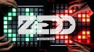 Schimicon plays vs himself: Zedd - Beautiful Now (Ft. KDrew remix) Launchpad Cover