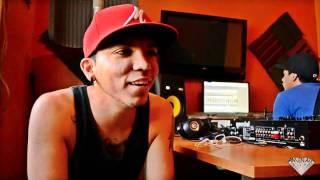 Zmoky Promocionando Su Próximo Lanzamiento @ Studio Beat Boy