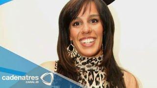 Marisol Sosa se casará a finales de Noviembre