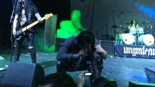 Escape The Fate - The Flood Live HD Bury The Hatchet Tour 2014