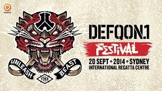 Defqon.1 Australia 2014 | Official Q-dance Anthem Trailer | Code Black - Unleash The Beast