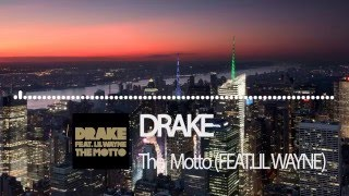 Drake ft. Lil Wayne - The Motto (Bass Boosted)