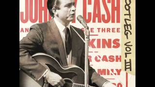 Johnny Cash- Don't Think Twice It's Alright