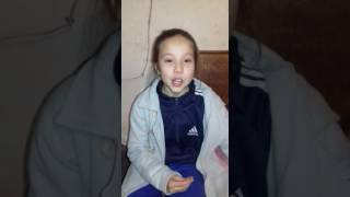 Agostina canta oncemil