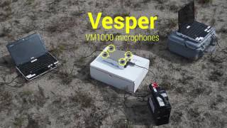 Gunshot Detection in a Small Package: Vesper's MEMS Microphones - BioMimetic Systems Demo